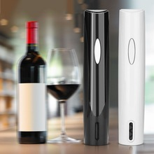 Electric Red Wine Opener Kit Set Corkscrew Bottle Opener Kitchen Tool Cordless Battery Operated.