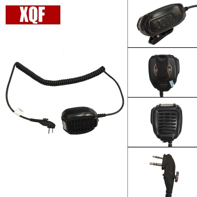 D'origine PTT Haut-Parleur Microphone pour Hytera HYT Radio TC-700, TC-610, TC-618, TC-626, TC-518, TC-580, TC-446S Talkie-walkie