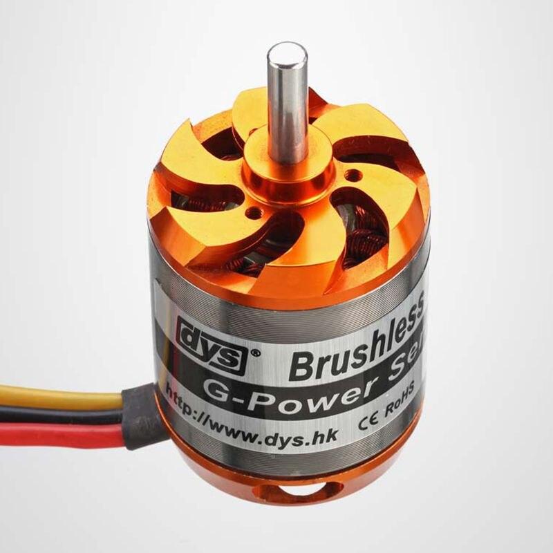 DYS D3548 3548 790KV 900KV 1100KV Brushless para RC Models