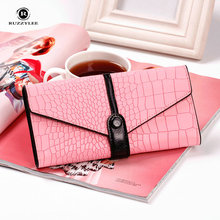 Long Fashion Hasp Woman Wallet Women Purses And Wallets Luxury Brand Women's Purse Clutch Female Leather 2016 New Rushed