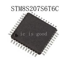 5PCS STM8S207S6T6 STM8S207S6T6C QFP-44