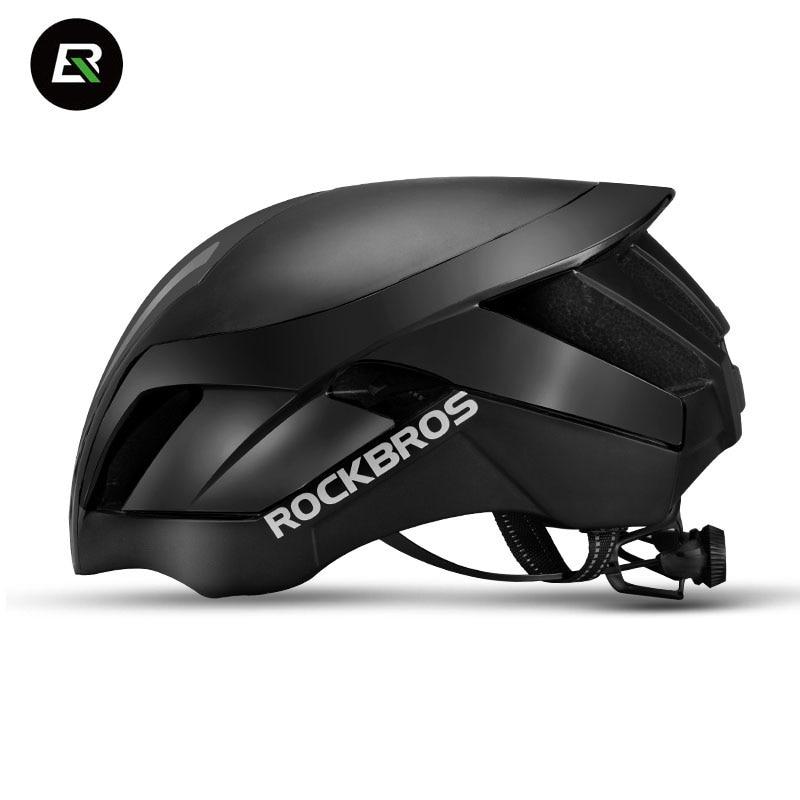 Rockbros Cycling Helmet Men Women Mountain Road Bike Helmet 3 Mode Pneumatic Design Reflective MTB Bicycle Helmet Casco Ciclismo