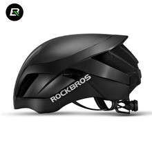 Rockbros New Cycling Helmet 3 Modes Pneumatic Design MTB Road Bike Helmet Reflective Integrally Molded Safety Bicycle Helmet
