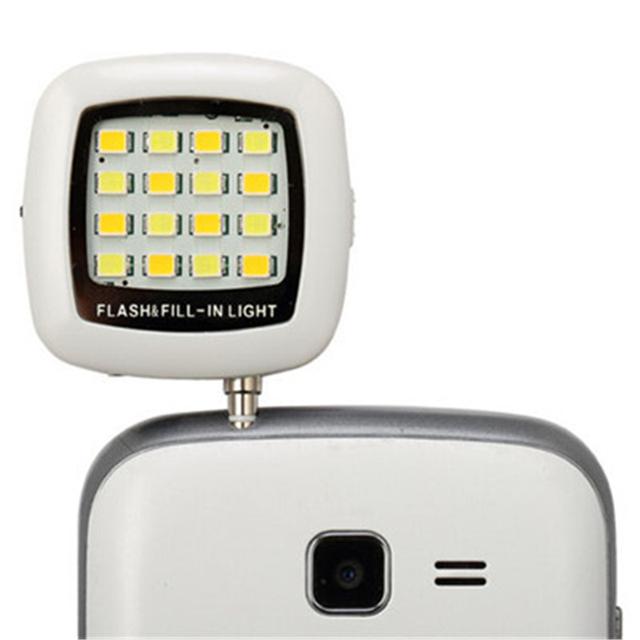 Universal 3 In 1 Selfie Stick Monopod + Selfie Flash Light + Fisheye Lens for Iphone 6 6s 5 Samsung Galaxy S6 S7 Kij Do Telefonu