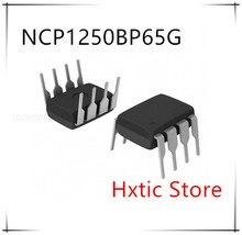 1PCS/LOT NCP1250BP65G 1250B65 DIP-8 IC