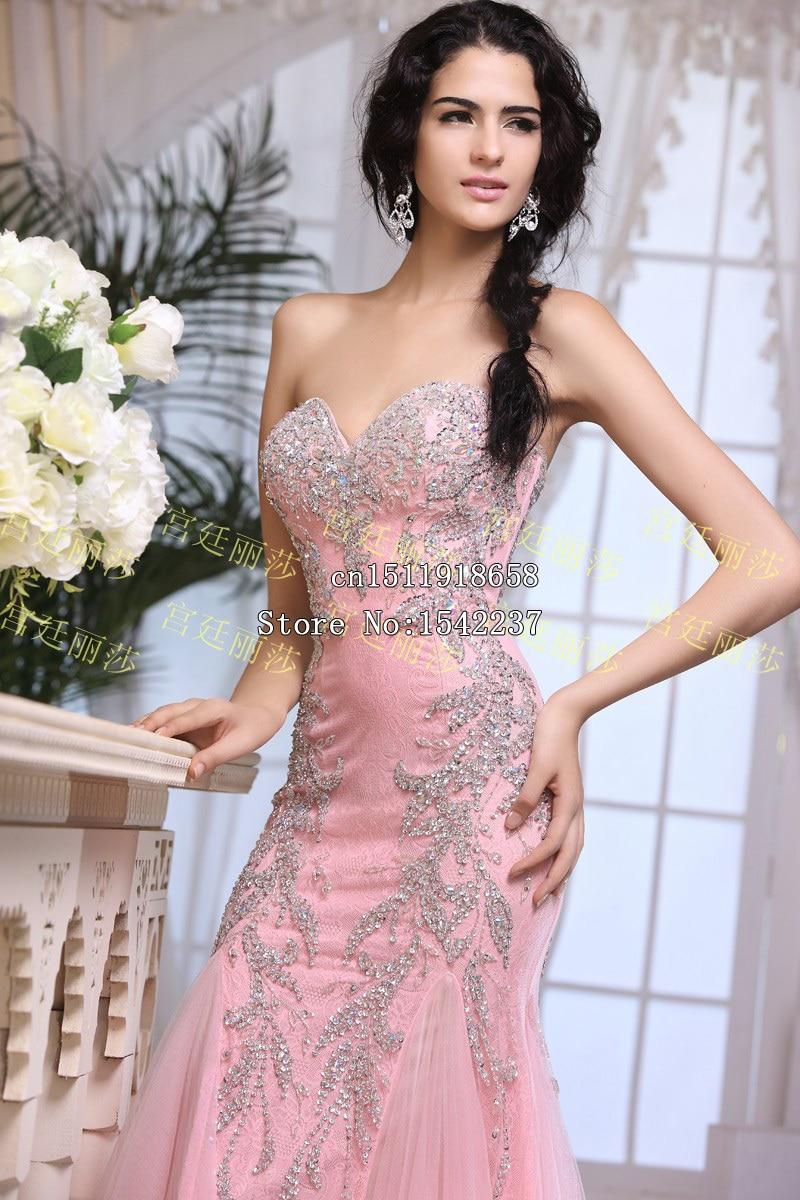 Vistoso Vestido Rosa Sirena Del Baile Bandera - Colección de ...