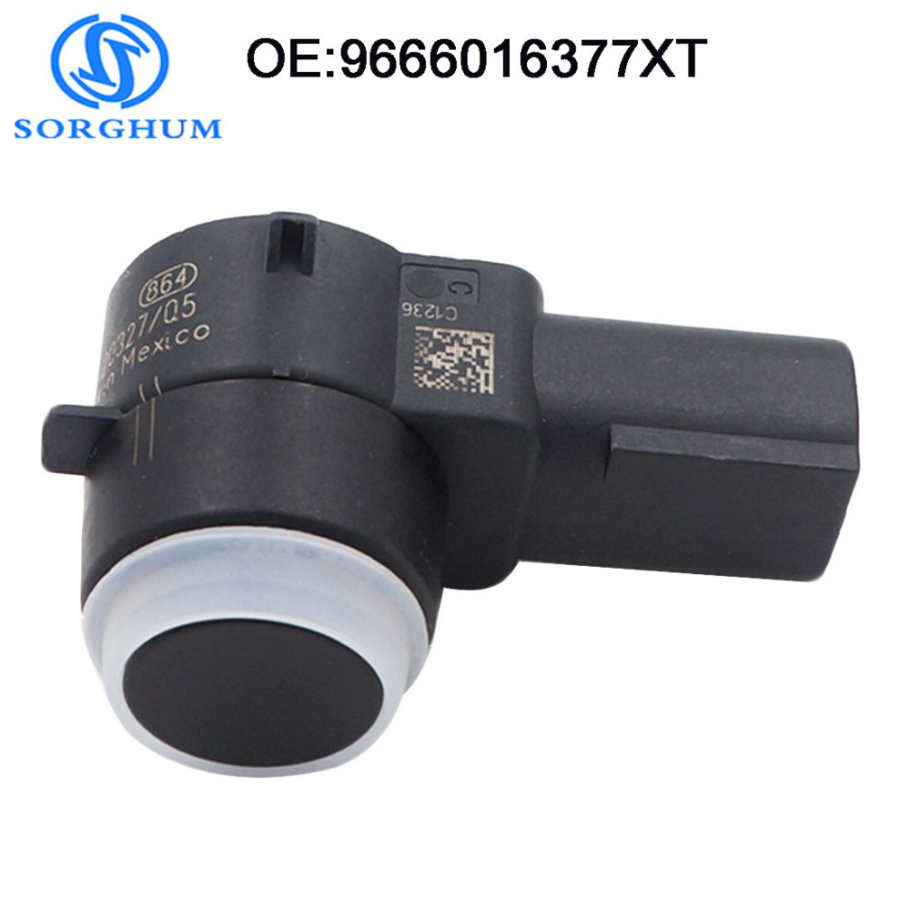 9666016377XT PDC Parking Sensor For Citroen Peugeot C4 C5 C6 308 407 2000-2014 0263003893 9666016377 PSA9666016377XT