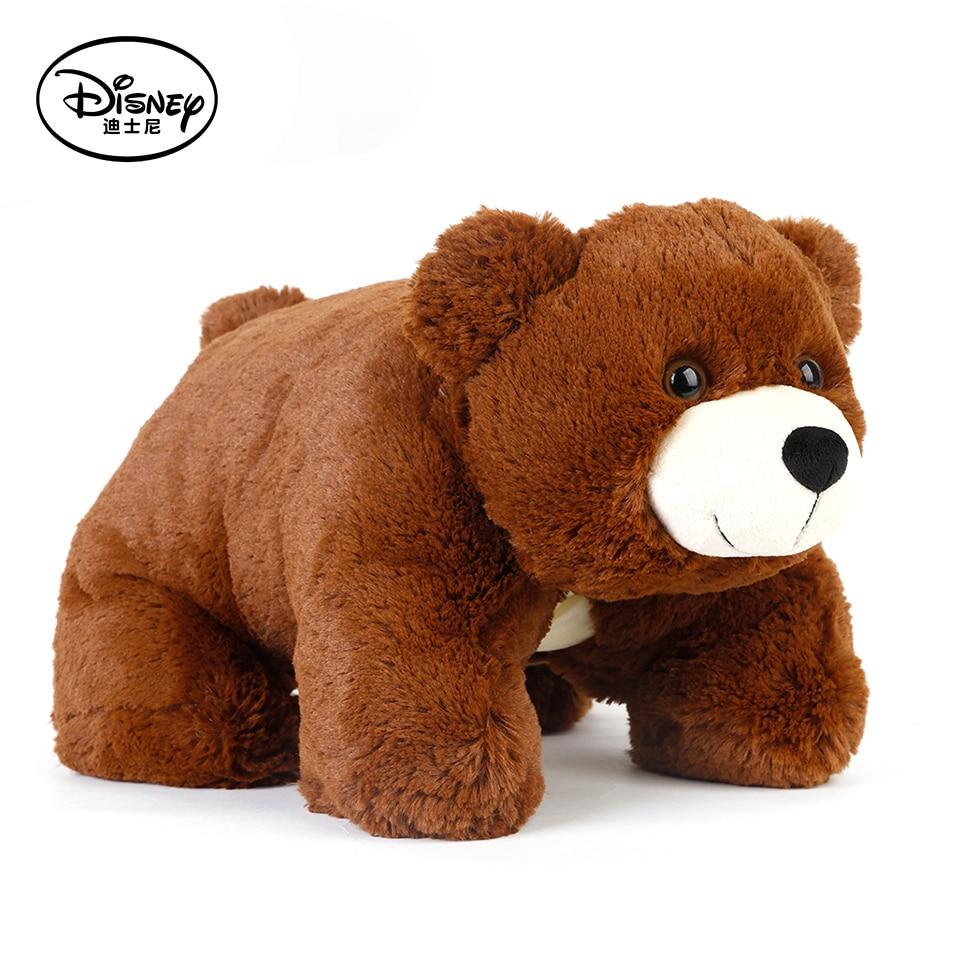 Disney Bear Plush Toys Stuffed Doll Sofa Pillow Peluches