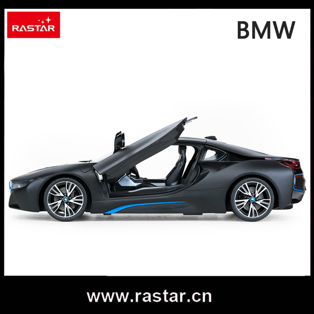 Rastar Licensed Car R C 1 14 Bmw I8 Open Door By Manual Battery