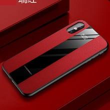 For xiaomi mi9 SE redmi note7  Case tpu business case Soft TPU protective cover for mi Phone Cover Funda Coque