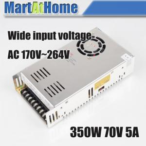 350W Switching Power Supply 220VAC to 70V DC 5A for LED, CNC Machine #SM549 @SD