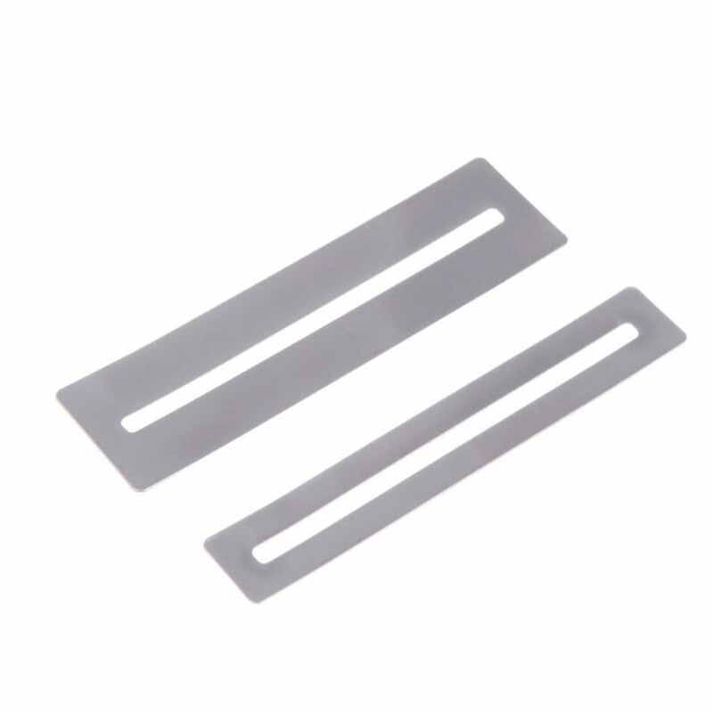 Guitar Parts & Accessories Clever 1set Guitar Fret File Fingerboard Guards Fretboard Fret Protector Shims