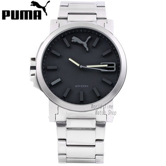 eb885bf63e5 PUMA WATCH Discontinued Waterproof Sports Watches sold with Clearance Price  PU103461