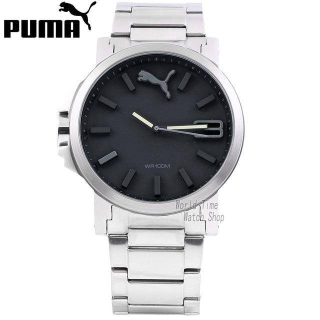 4320b8aa449 RELÓGIO PUMA Descontinuadas À Prova D  Água Esportes Relógios vendidos com  Preço Apuramento PU103461