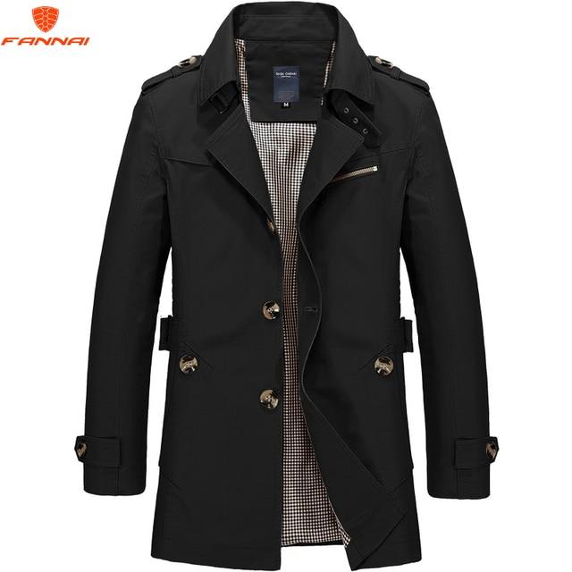 пальто осеннее мужское 3