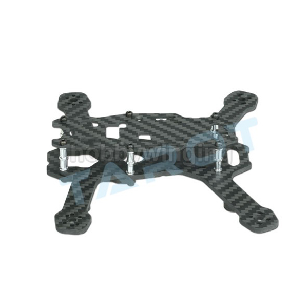 ∞Tarot 150MM Wheelbase Super MINI FPV Racing Drone Frame kit - a63