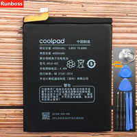 Original de alta calidad CPLD-403 batería de 4100 mAh para Letv LeEco Coolpad Cool1 genial 1 Dual C106 C106-7 C106-9 del teléfono celular baterías