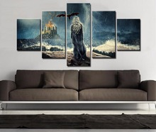 Game Of Thrones Movie Paintings on Canvas Wall Art for Modern HD Printed Poster Home Decor Painting Artwork