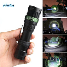 1PC 360degree Mount Clip Flashlight 4500lm Cycling Bike Head Front Light Super Bright CREE XML LED Feb 6