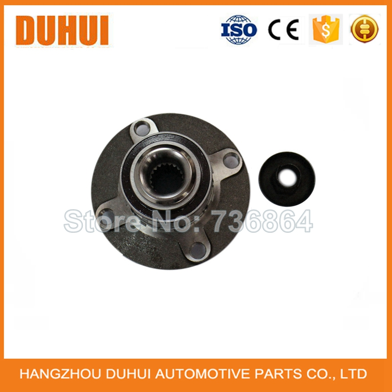 цены  Hot Sale Front Auto Bearing Hub Assembly Kit Fit for car AUDI A2 VW LUPO VKBA3550 6E0407621D Free Shipping