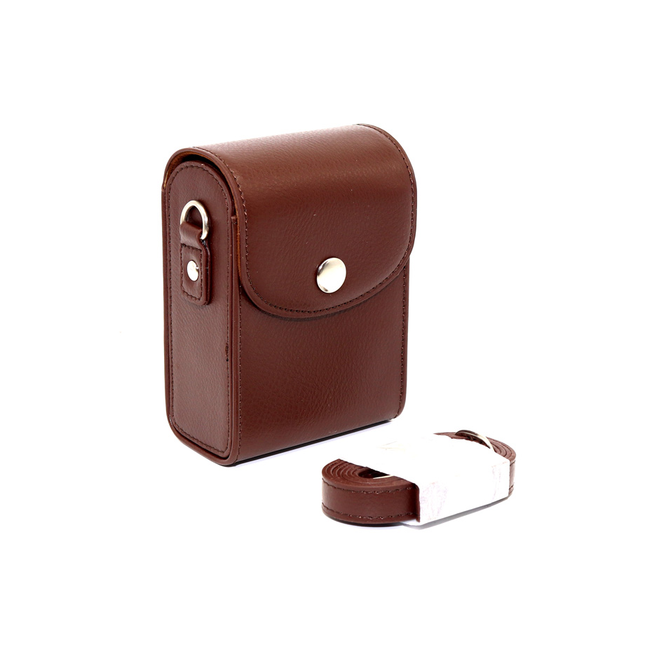 HUWANG Camera Leather Case Shoulder Bag for Nikon CoolPix S9900 S9800 S9700 S8600 S9500 S9300 S9200 S9100 S9000 S8200 S8000