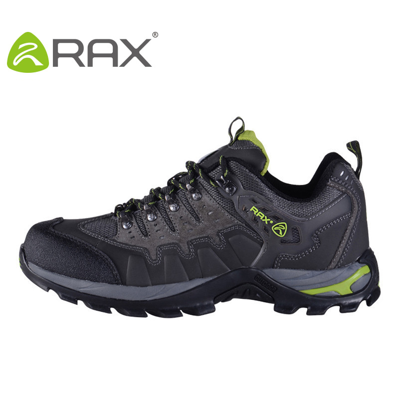 цена на RAX Men Waterproof outdoor Hiking Shoes Women Walking Mountaineering Hunting Shoes Non Slip Men Trekking Shoes Zapatos Senderism