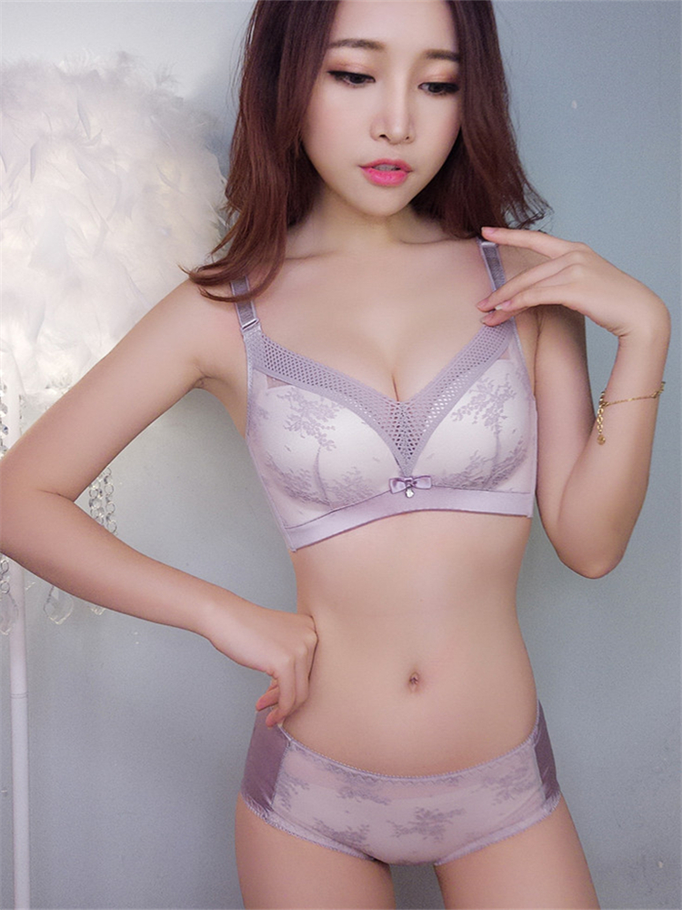 89107a67e 2019 Bra Brief Sets Bralette Push Up Bra Women Lingerie Set Sexy ...