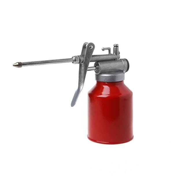250 ml botella de aceite botella Kit de herramienta de la reparación de aceite Manual del vehículo de pintura de aceite de la bomba de manguera de lubricante dispositivos accesorios de la bicicleta MTB