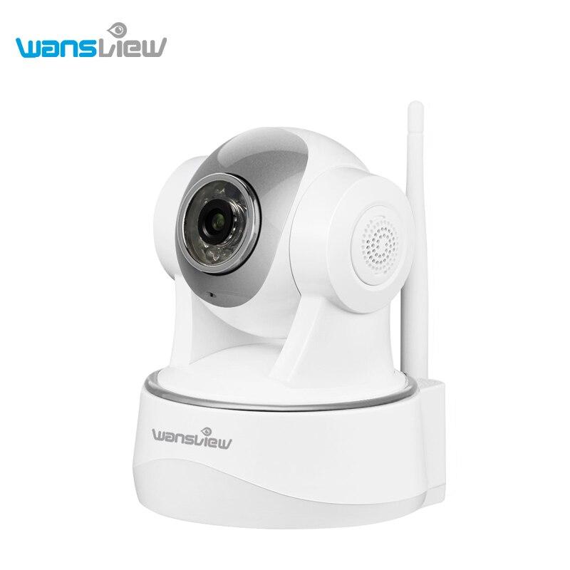 Wansview Q2 2.0MP 1080 p IP Caméra De Sécurité WiFi Sans Fil de Surveillance À La Maison D'intérieur CCTV caméra 30fps RTSP Moniteur Casserole /inclinaison