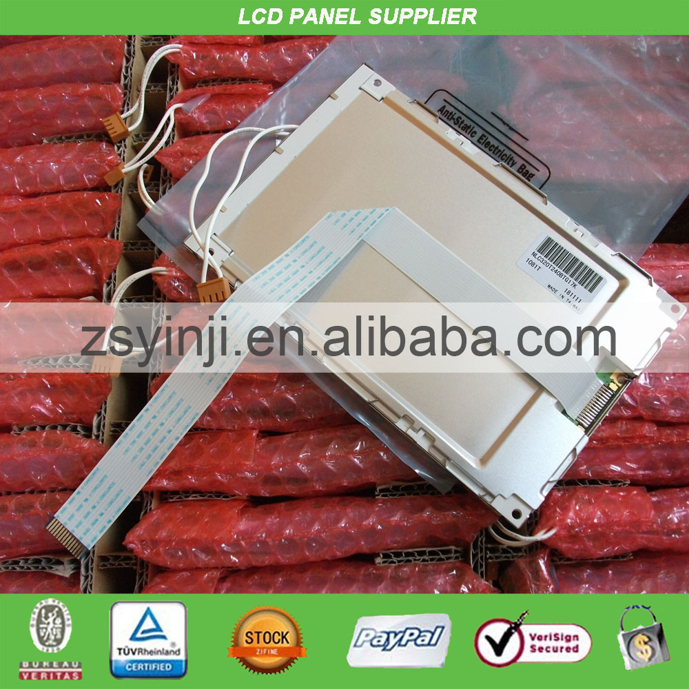 Image 2 - 4.7 320*240 LCD PANEL NLC320T240BTG17K-in LCD Modules from Electronic Components & Supplies