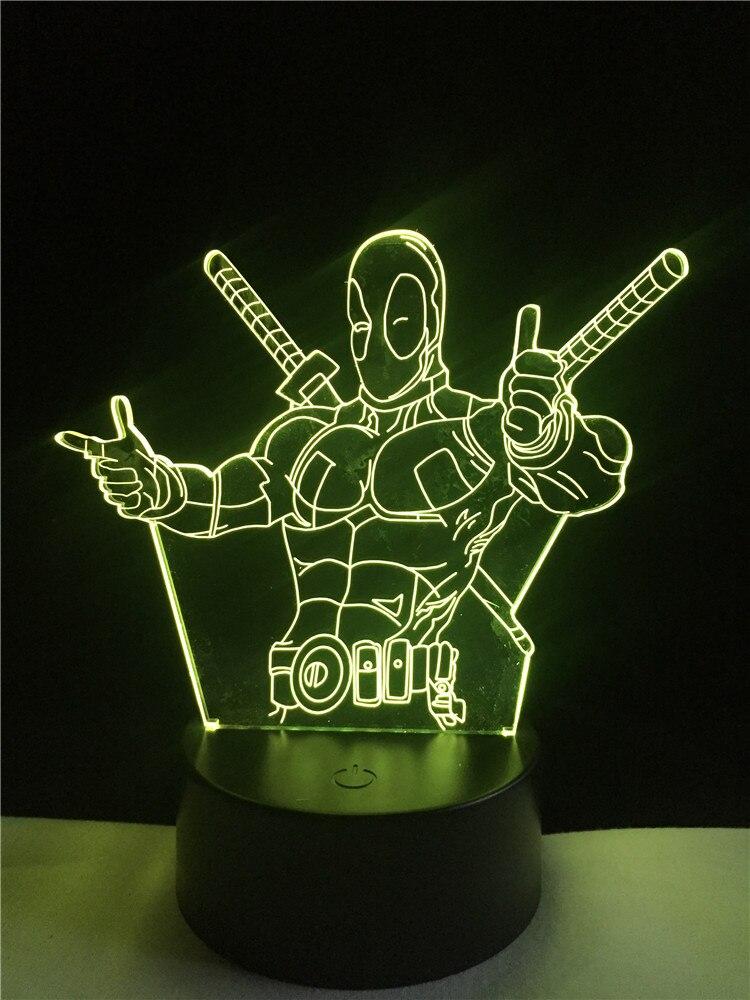 Luzes da Noite luz da noite da novidade Function 1 : Led Bed Lamp/table Desk Lighting/bar Light