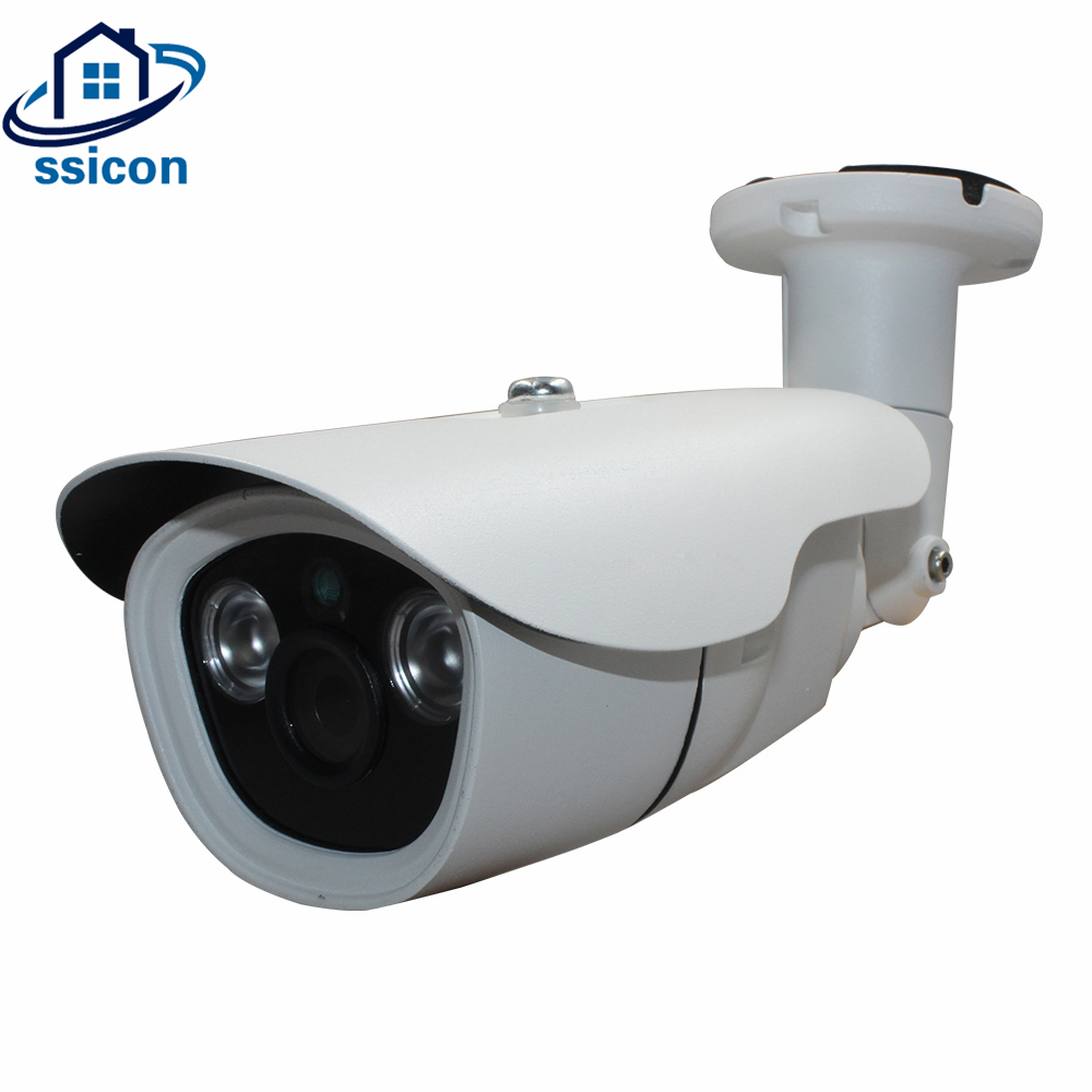 где купить SSICON P2P Onvif CCTV H.265 4MP 5MP Security Camera Bullet Xmeye IP Camera Outdoor 4mm Lens IR Distance 40M CCTV дешево