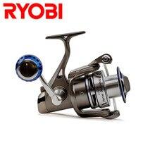RYOBI 낚시 킹 I 1000 8000 스피닝 낚시 릴 5.0:1/5.1:1 6 + 1BB 바닷물 잉어 낚시 릴 Carretilhas De Pesca Moulinet