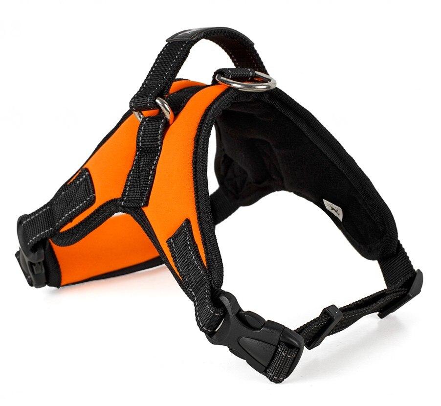 Fournitures pour chiens colliers de harnais pour chiens de haute qualité gilet harnais pour chien produits pour animaux de compagnie harnais pour chie pour grand grand moyen petit