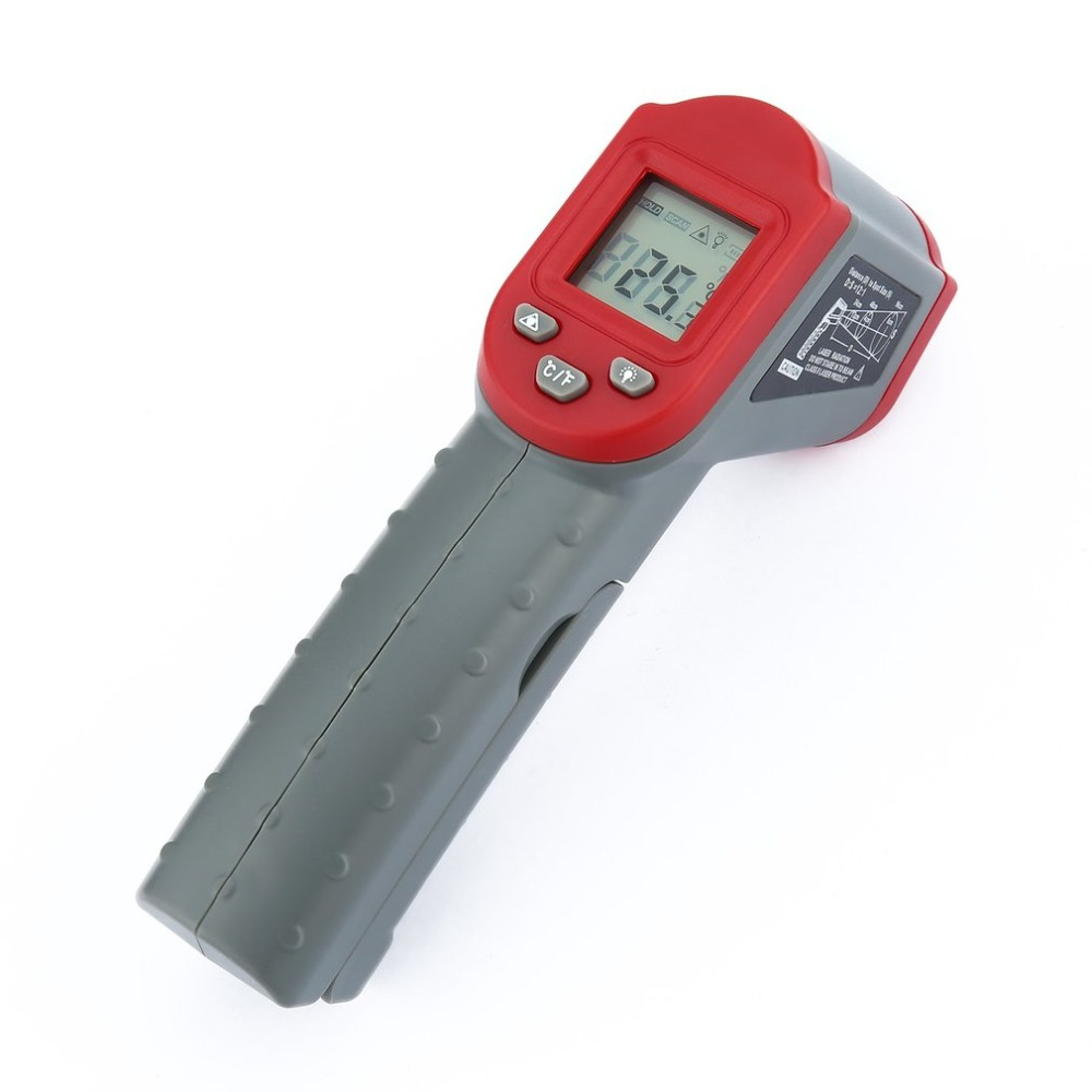 DT8500 Non Contact Infrared Thermometer with Auto Off and Data Hold Function for forehead Temperature Measurement 8