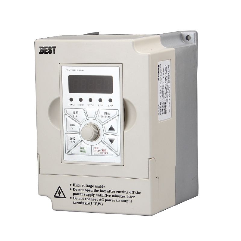 1.5kw 2HP 1000HZ BEST VFD Inverter Frequency converter 1 phase 220v input 3phase 0-220v output 7A for Engraving spindle motor new original 220v 1 5kw 2hp 0 1 400hz frequency converter vfd015b23a