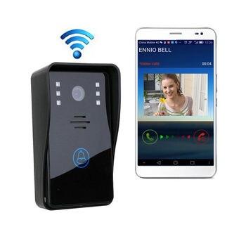 Smart Wireless WiFi Video Camera Door Phone Doorbell Intercom Monitor Security door wireless with monitor