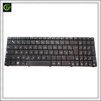 Francés teclado AZERTY para Asus a53sc a53sd a53sj A53SM K73SJ K73SM K73SV X72J X72JK X72JR X72JT X72JU P55VA M5MS negro FR|keyboard for asus|asus keyboard|keyboard asus -