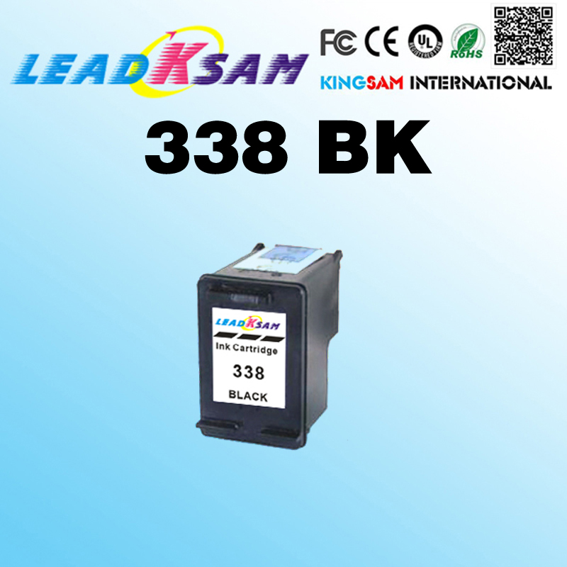 LEAKSAM compatible Ink Cartridge For HP338 For hp 338 ...