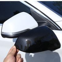 Carbon Fiber Style For BMW 2 Series F45 F46 Gran Active Tourer 2015 17 ABS Gloss