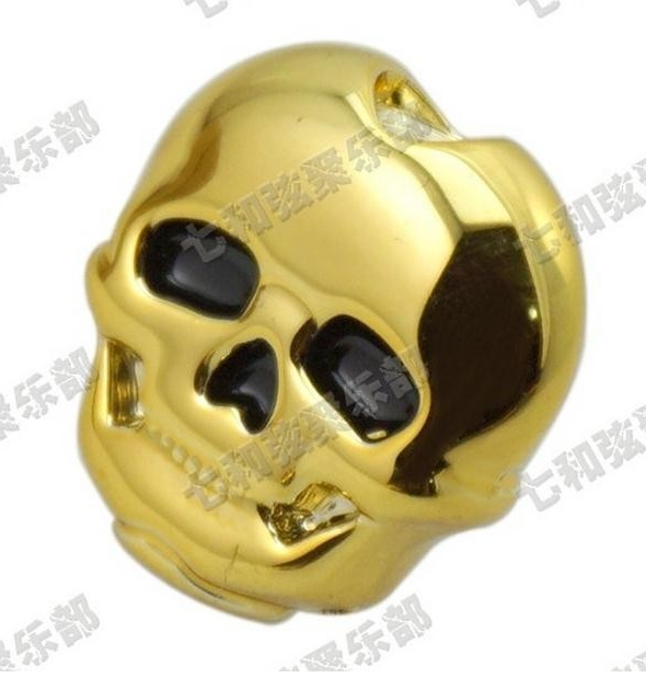 Golden acoustic Electric guitar strings button Tuning Handle Tuners Machine Heads Guitar Parts