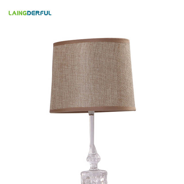 5 Colors Fabric Lampshades Art Deco Solid Lamp Shades Modern