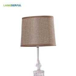 5 cores Tecido Abajur Art Deco Lâmpada Shades Moderno Sólida Sombra de Luz para a Lâmpada de Parede Lâmpada de Mesa Para Casa Decoração 13*15*12 cm