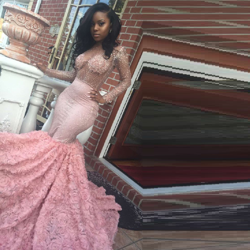 Online Buy Wholesale prom dresses for black girls from