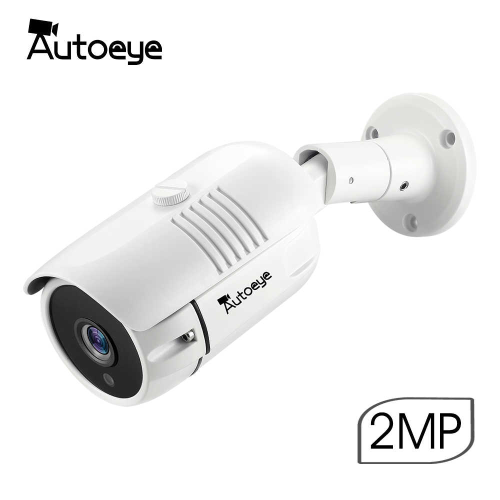 Autoeye AHD Camera 1080 P Sony IMX323 2MP Video Surveillance Camera IR Nachtzicht 30 M Outdoor Waterdichte Beveiliging CCTV camera