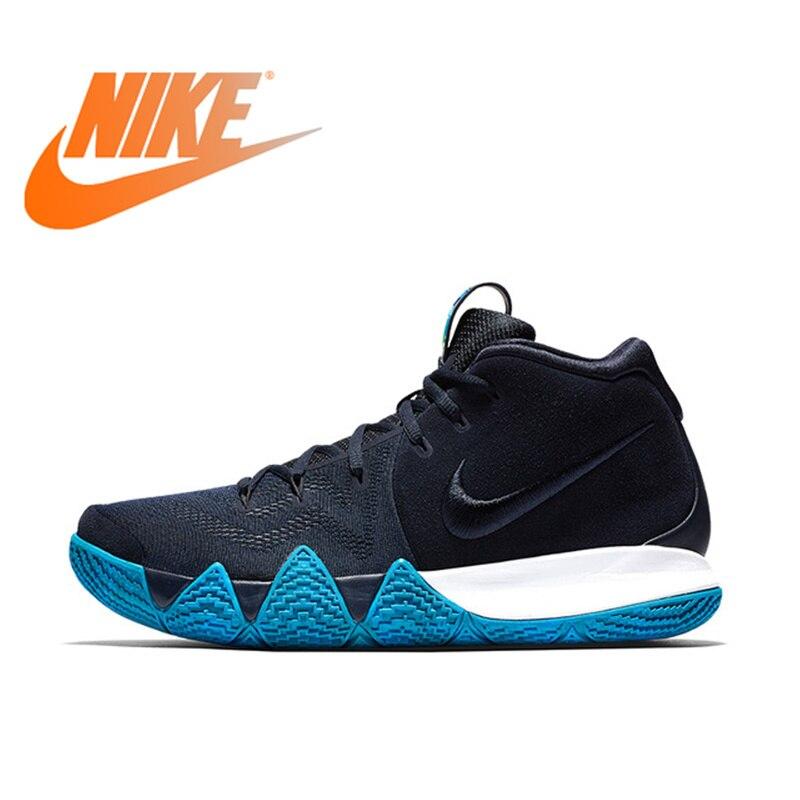 3d6e2b14e774 Oryginalny prawdziwe Nike KYRIE 4 EPmens buty do koszykówki Sneakers dla  mężczyzn Sport odkryty projektant lekkoatletyka najwyższej jakości 943807 w  ...