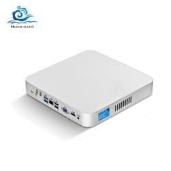 HLY Mini PC Core i3 7100U 6100U 5005U Mini Computer Windows 10 4K HD Graphics 620 Wifi Hdmi 6*USB i3 Micro Gaming PC Desktop