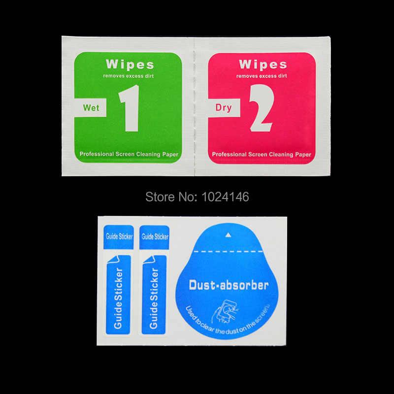 """Đối với Lenovo Vibe P2 P2a42 5.5 """"Tempered Glass Bảo Vệ Màn Hình Siêu Mỏng chống Cháy Nổ Bảo Vệ Phim + Làm Sạch kit"""