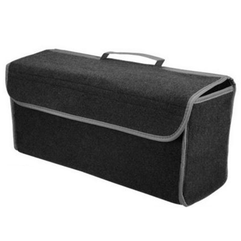 цены New Car Trunk Collapsible Storage Pocket Box Cargo Organizer Bag Auto Repair Washer Tools Case Seat Back Holder Stowing Tidying