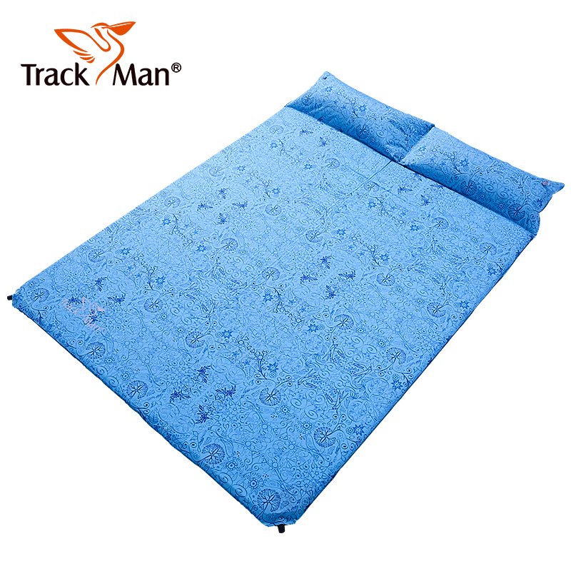 2Person Camping Mat Waterproof Automatic Self-Inflating Dampproof Outdoor Sleeping Pad Camping Tent Air Mat Mattress with Pillow2Person Camping Mat Waterproof Automatic Self-Inflating Dampproof Outdoor Sleeping Pad Camping Tent Air Mat Mattress with Pillow
